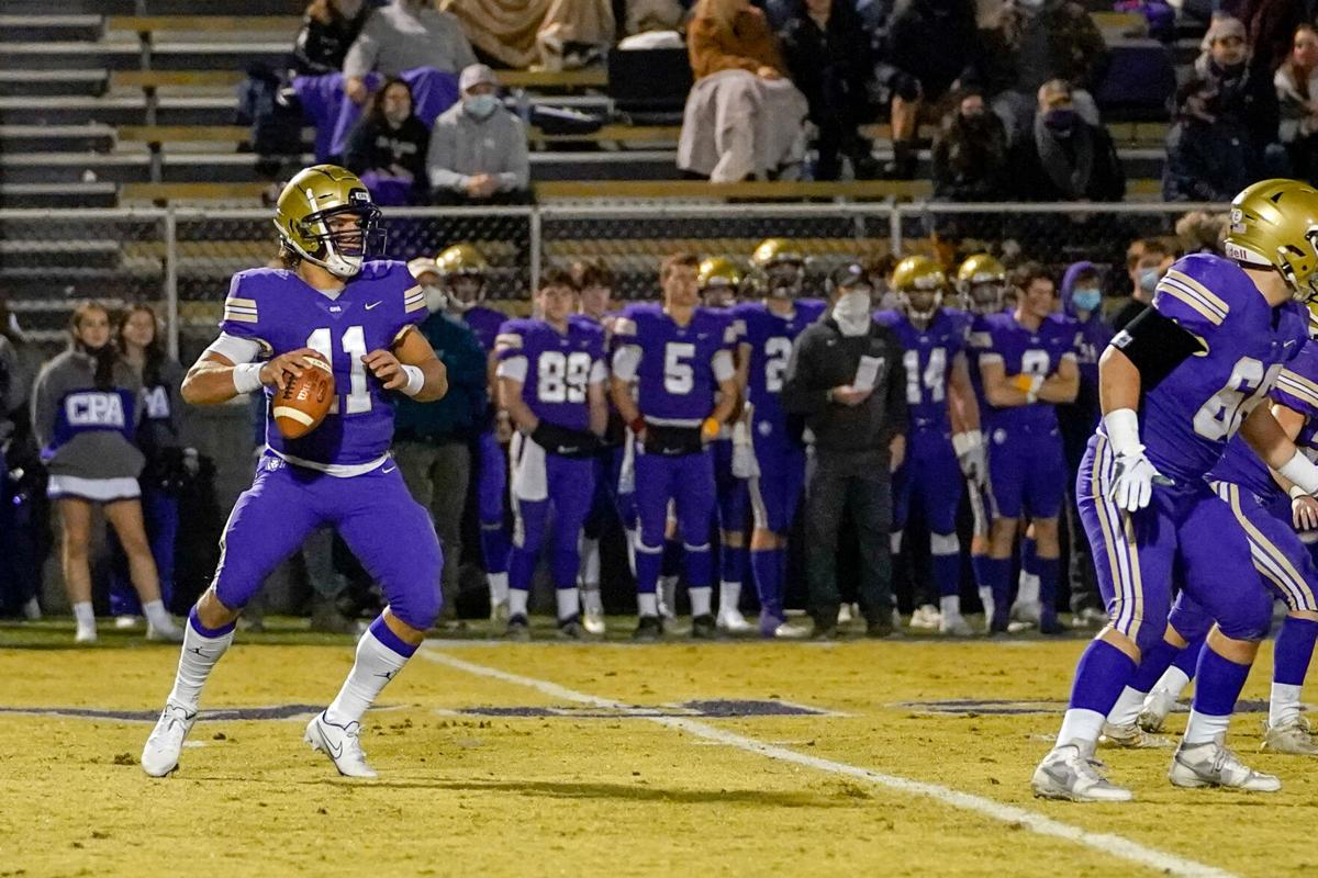 Football – Goodpasture at CPA