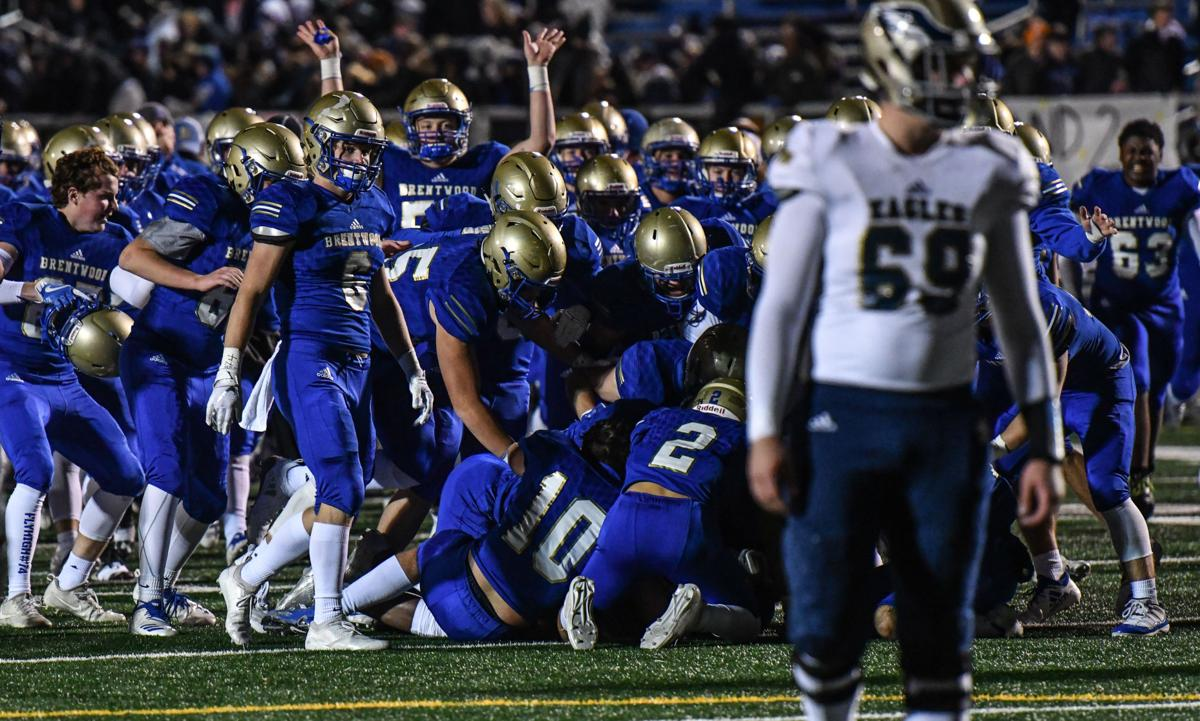 Playoff Football – Independence at Brentwood