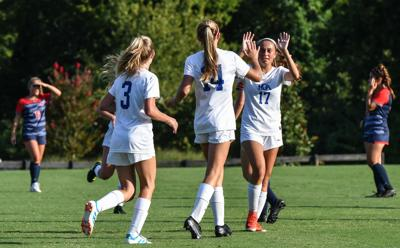Soccer – Battle Ground Academy at Brentwood Academy
