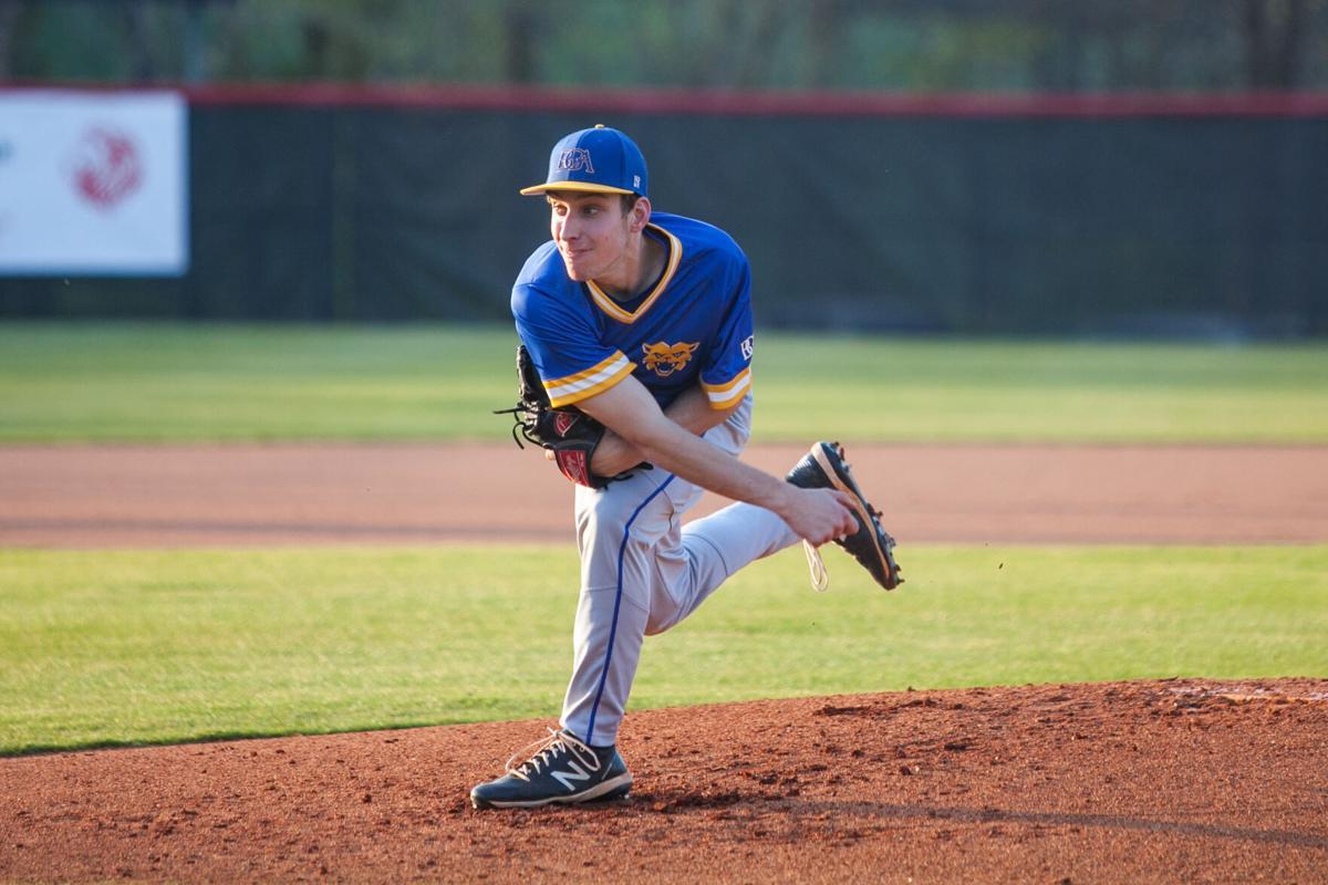 Baseball – BGA at GCA