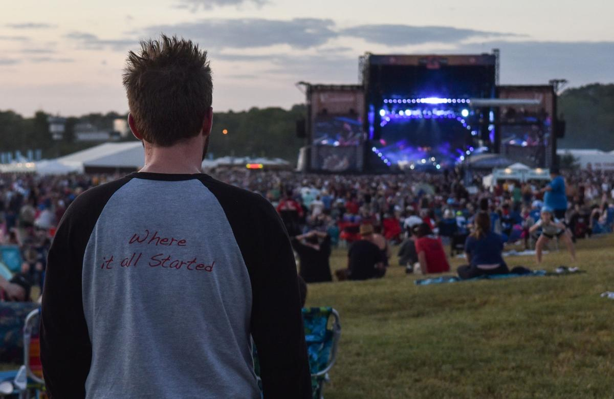 2019 Pilgrimage Music Festival, Day 2