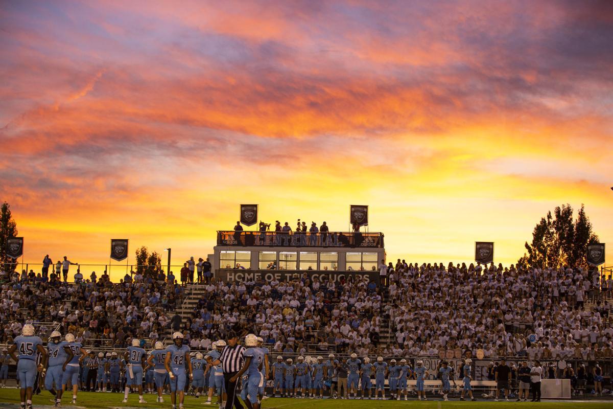 Football - Smyrna at Centennial - Week Two
