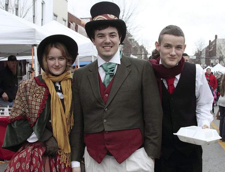 Victorian characters