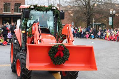 Franklin Kiwanis Christmas Parade 2018