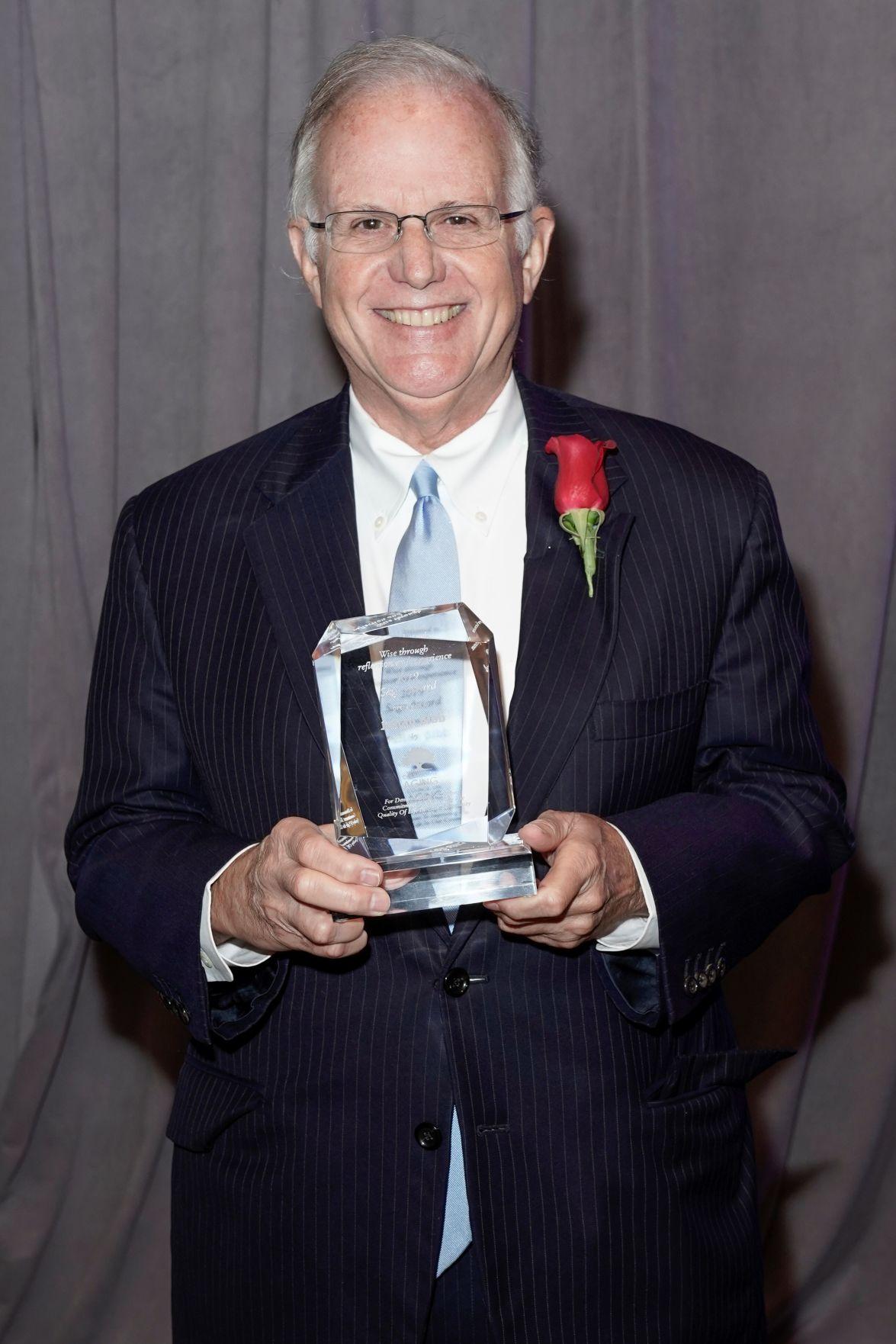 Julian Bibb- Sage Award winner