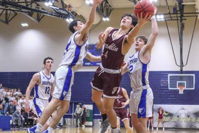 Hoops – Franklin boys vs. Brentwood, District 11-AAA semifinal