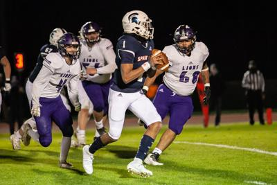 Playoff Football – Columbia at Summit