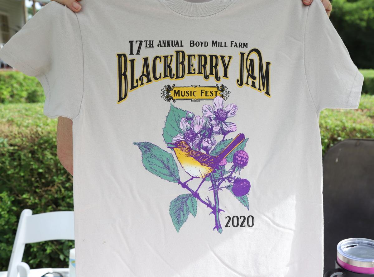 Blackberry Jam 2020