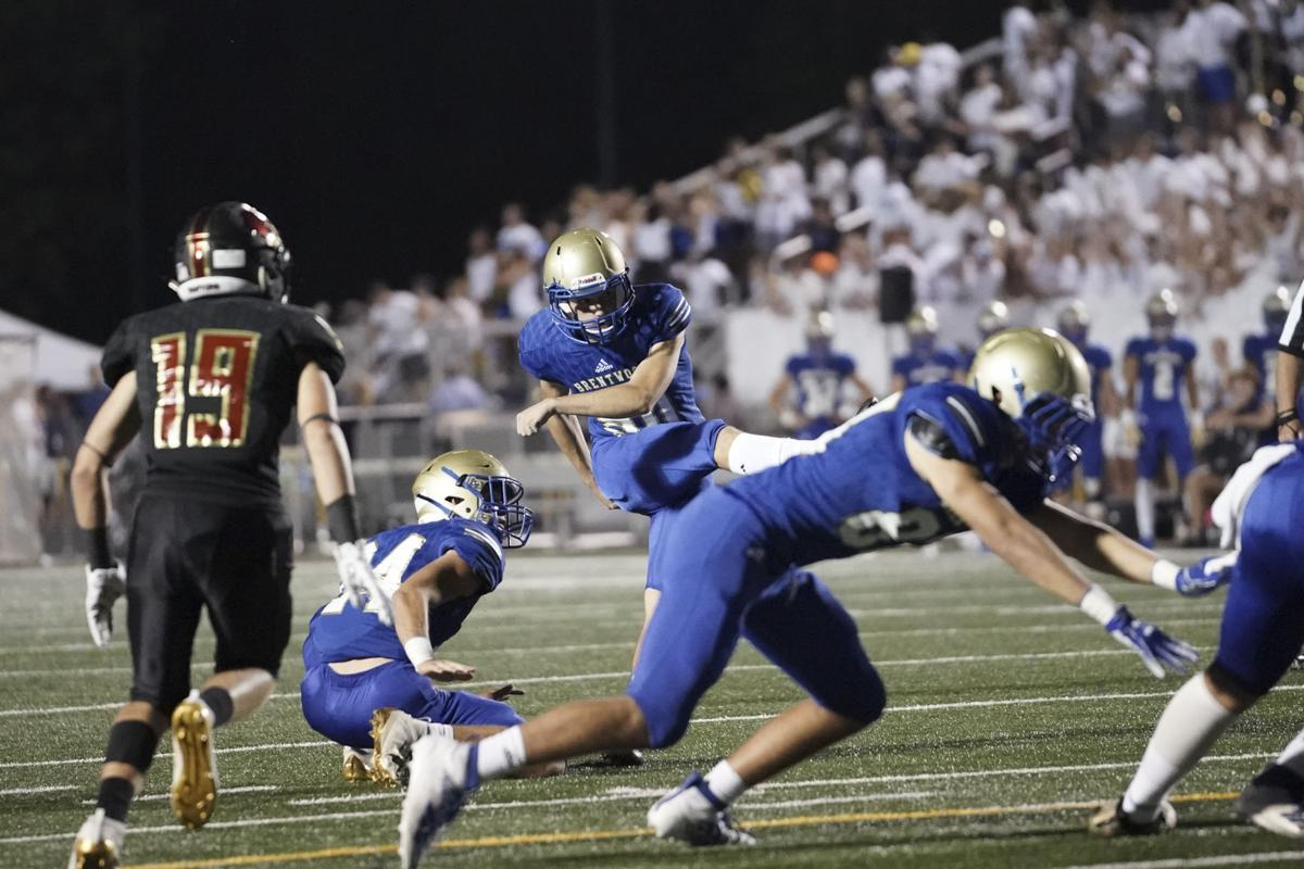 Football – Ravenwood at Brentwood