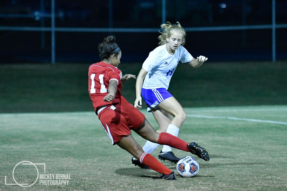 Soccer – Nolensville at Page