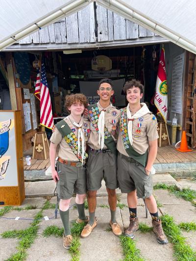 Gavin Caruth Eagle Scout