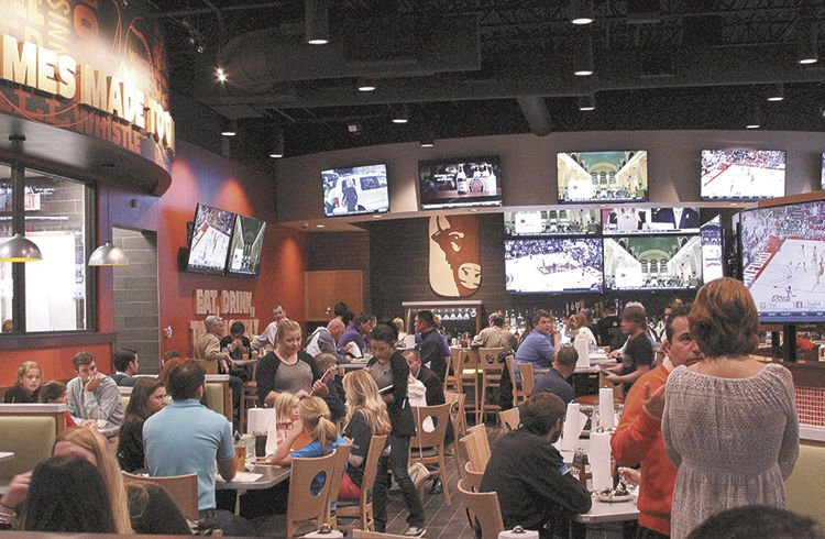 Franklin Location Of New Buffalo Wings Rings First In Tennessee