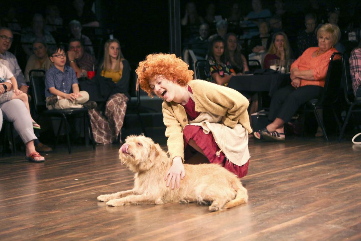 Chaffin's Dinner Barn Theatre 'Annie'