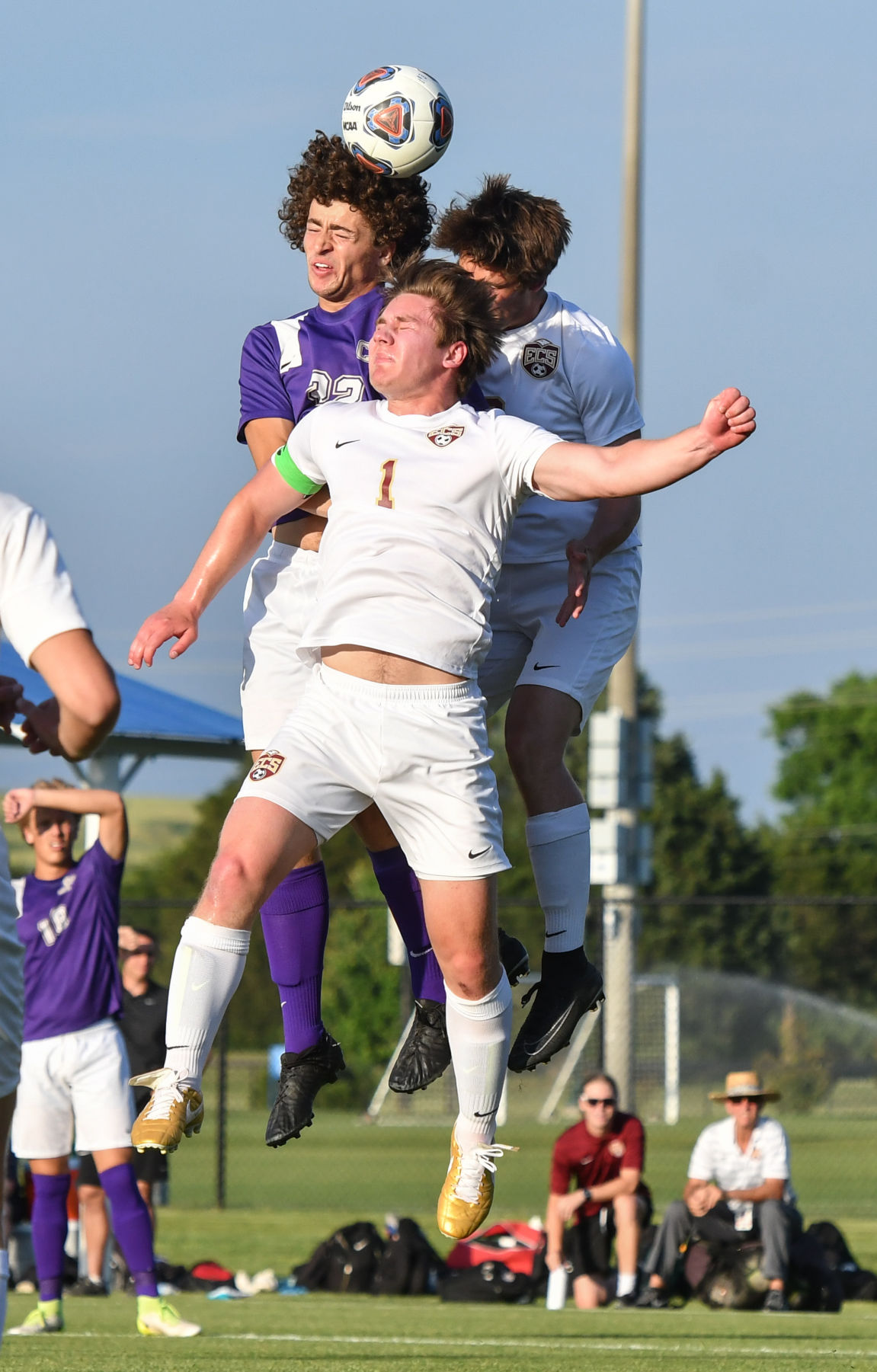 State Championship Soccer – CPA vs. ECS, Division II-A
