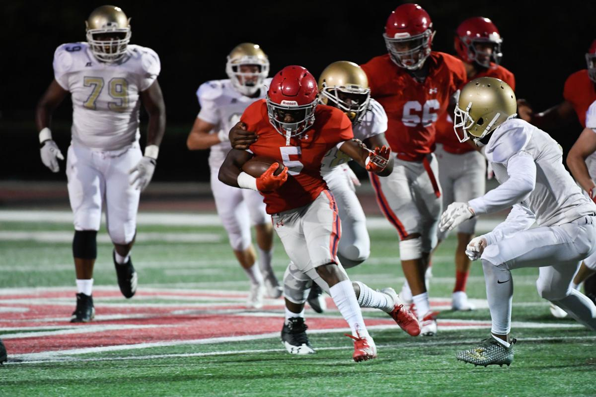 Football – West Toronto Prep at Brentwood Academy