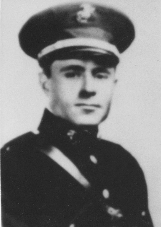 Major James Edgar Fox