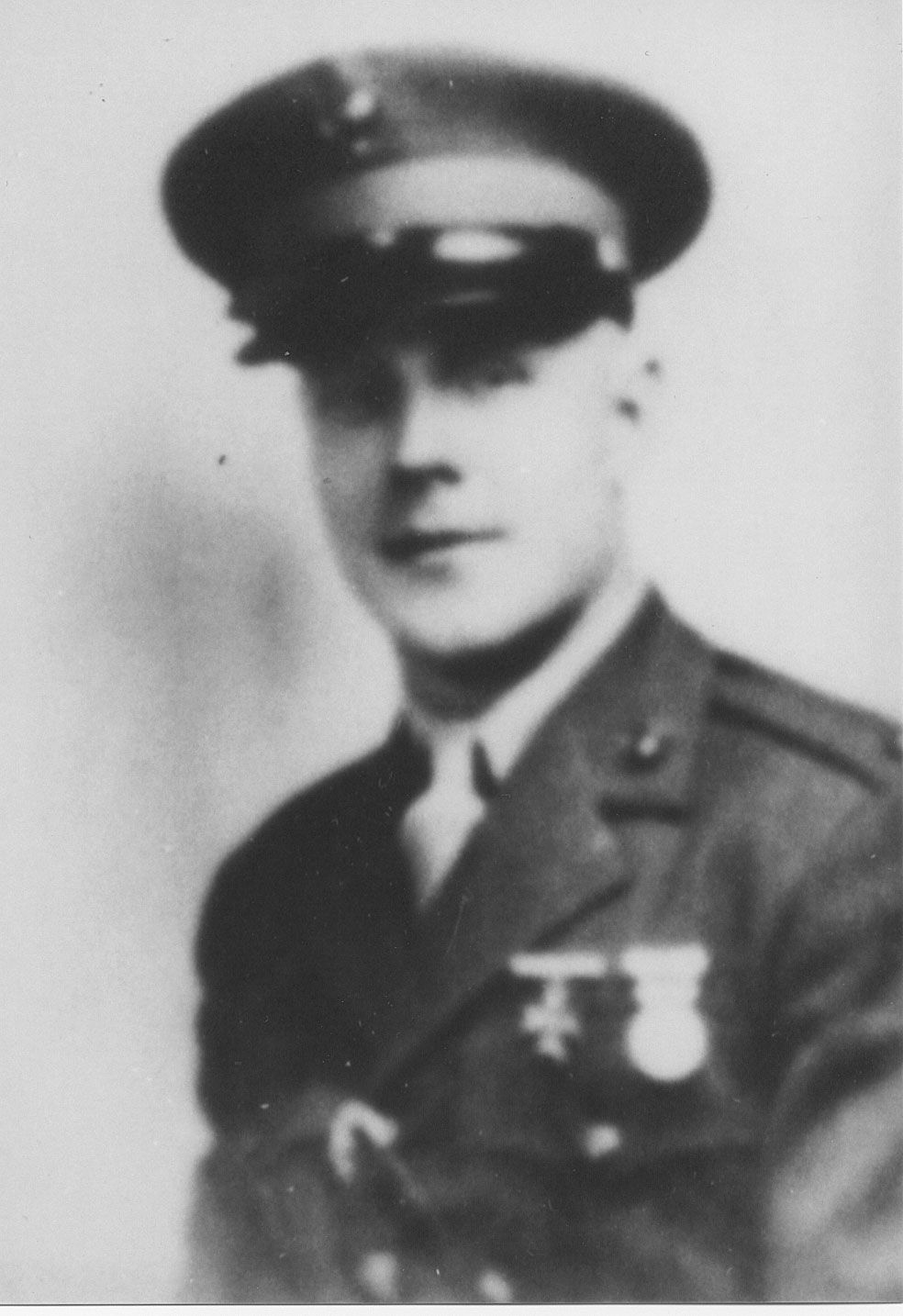 Lieutenant Col. Thomas Edward Fox