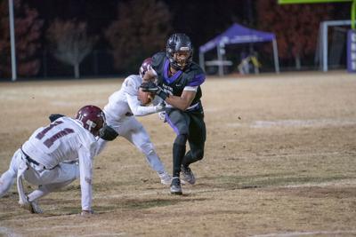 Football Playoffs Round 1 - Franklin at Cane Ridge
