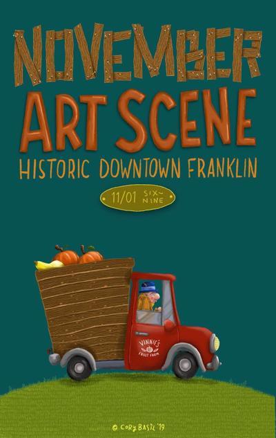 Franklin Art Scene
