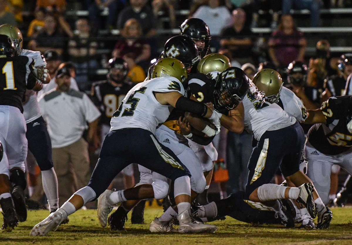 Football – Independence at Hendersonville