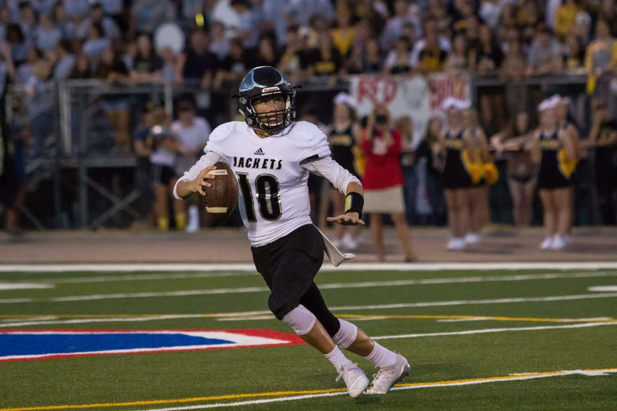 Week 1 Football – Fairview at Page