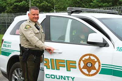 "Williamson County Sheriff's Deputy James ""Jim"" Zahn."