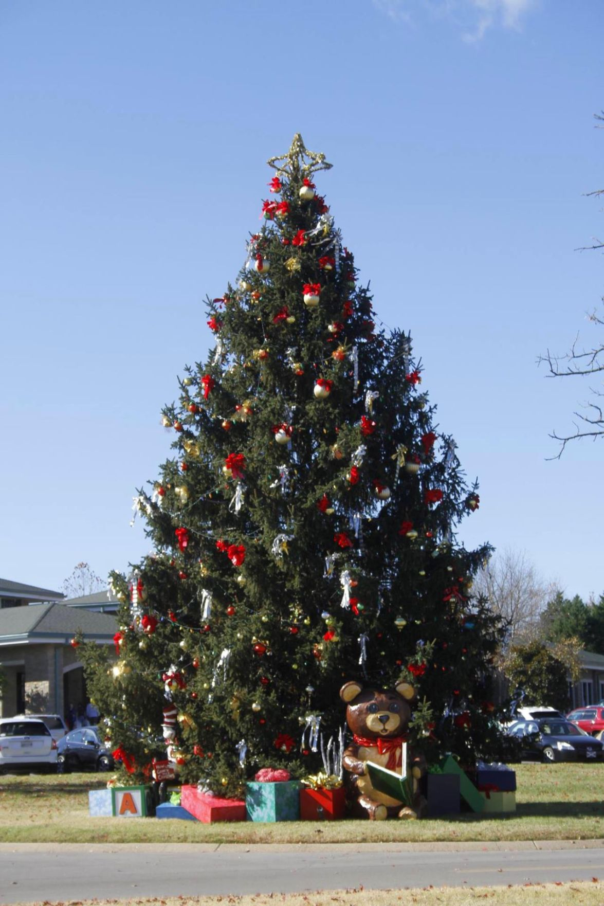Brentwood Christmas Tree Lighting