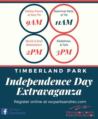 Timberland Park events