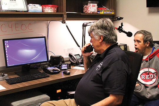 Randy Moore is the Emergency Coordinator for the Williamson County Amateur Radio Emergency Service (WCARES), better known as Williamson County's Ham Radio operators. Along with his brother Steve, he is also a volunteer for the county's Emergency Management Agency as part of its Reserve program