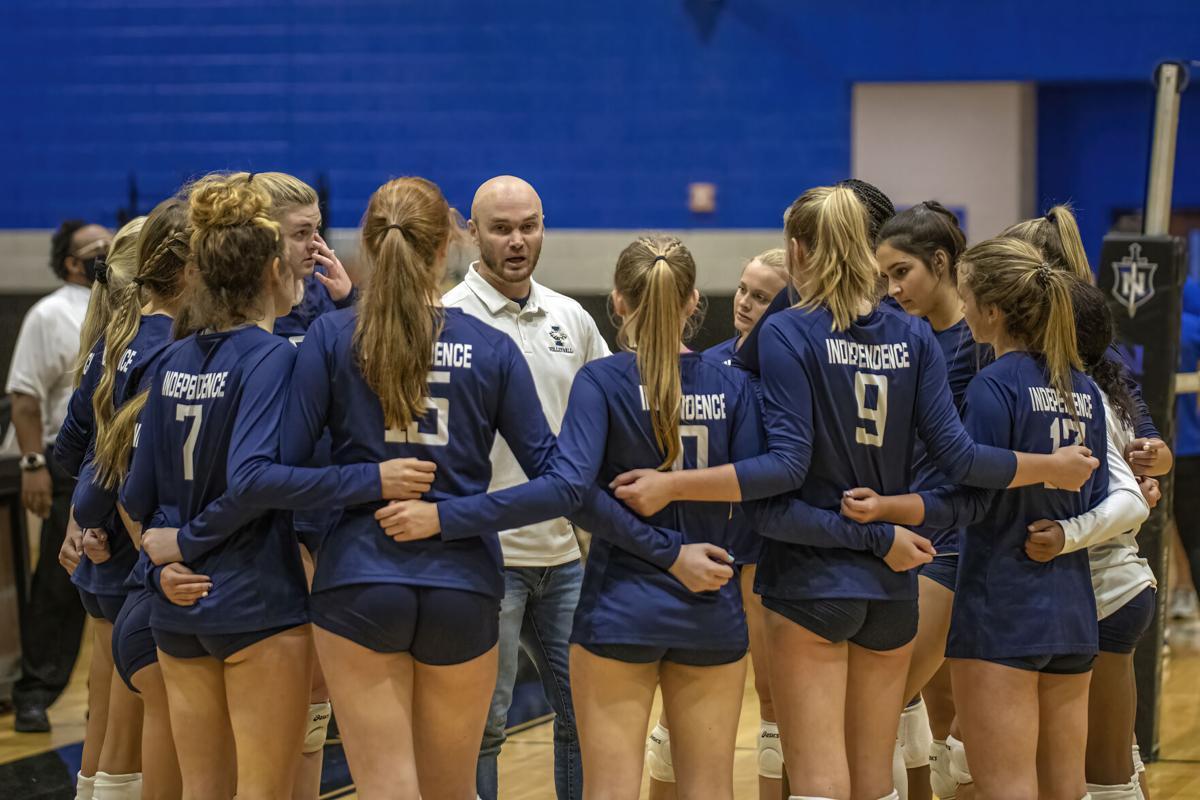 Volleyball – Nolensville vs. Independence, Region 6-AAA