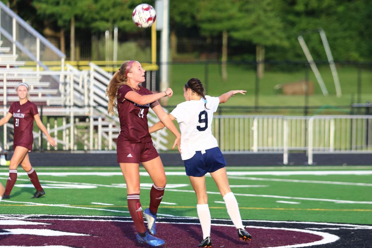 Soccer – Siegel at Franklin