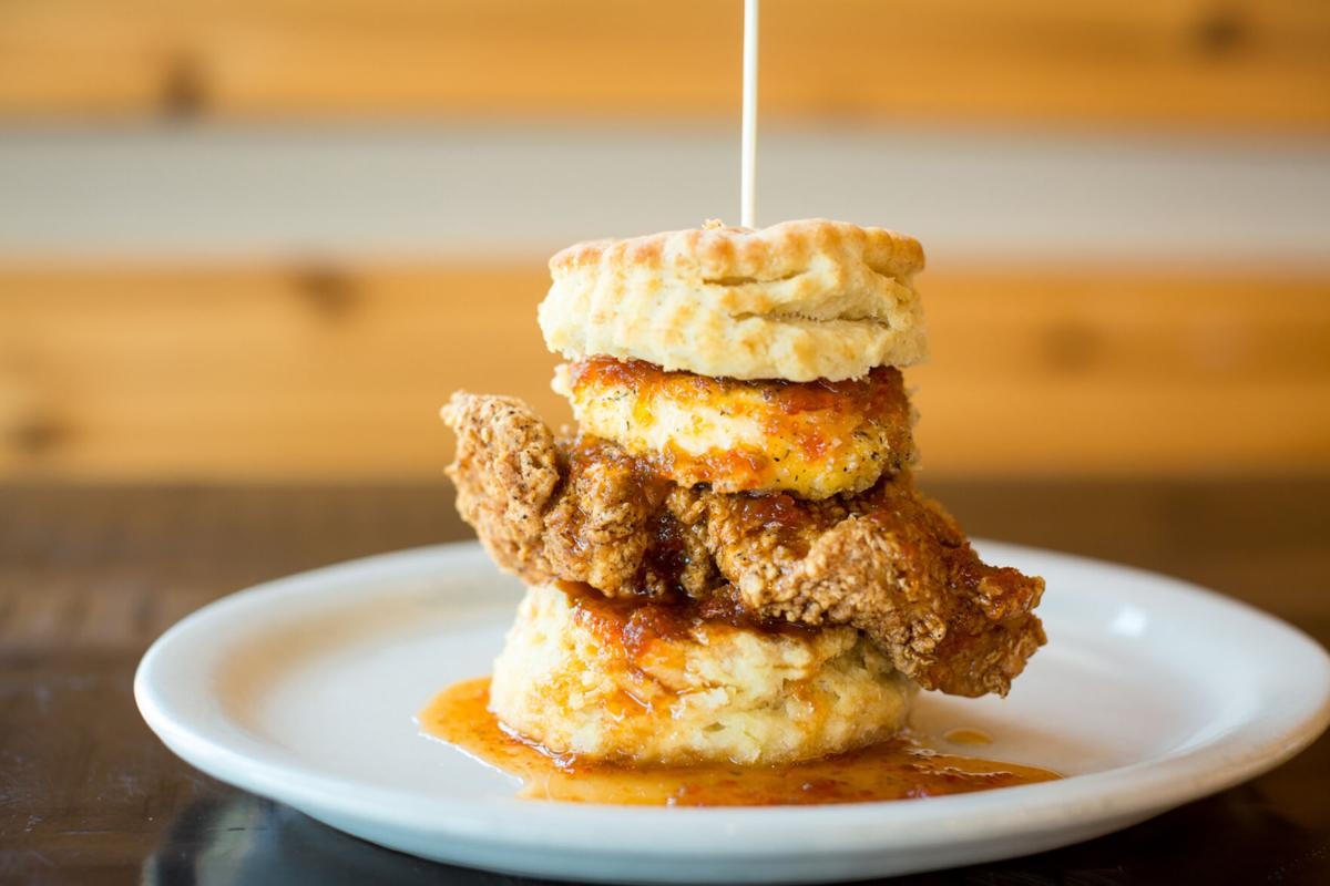 Maple Street Biscuit Company biscuit sandwich