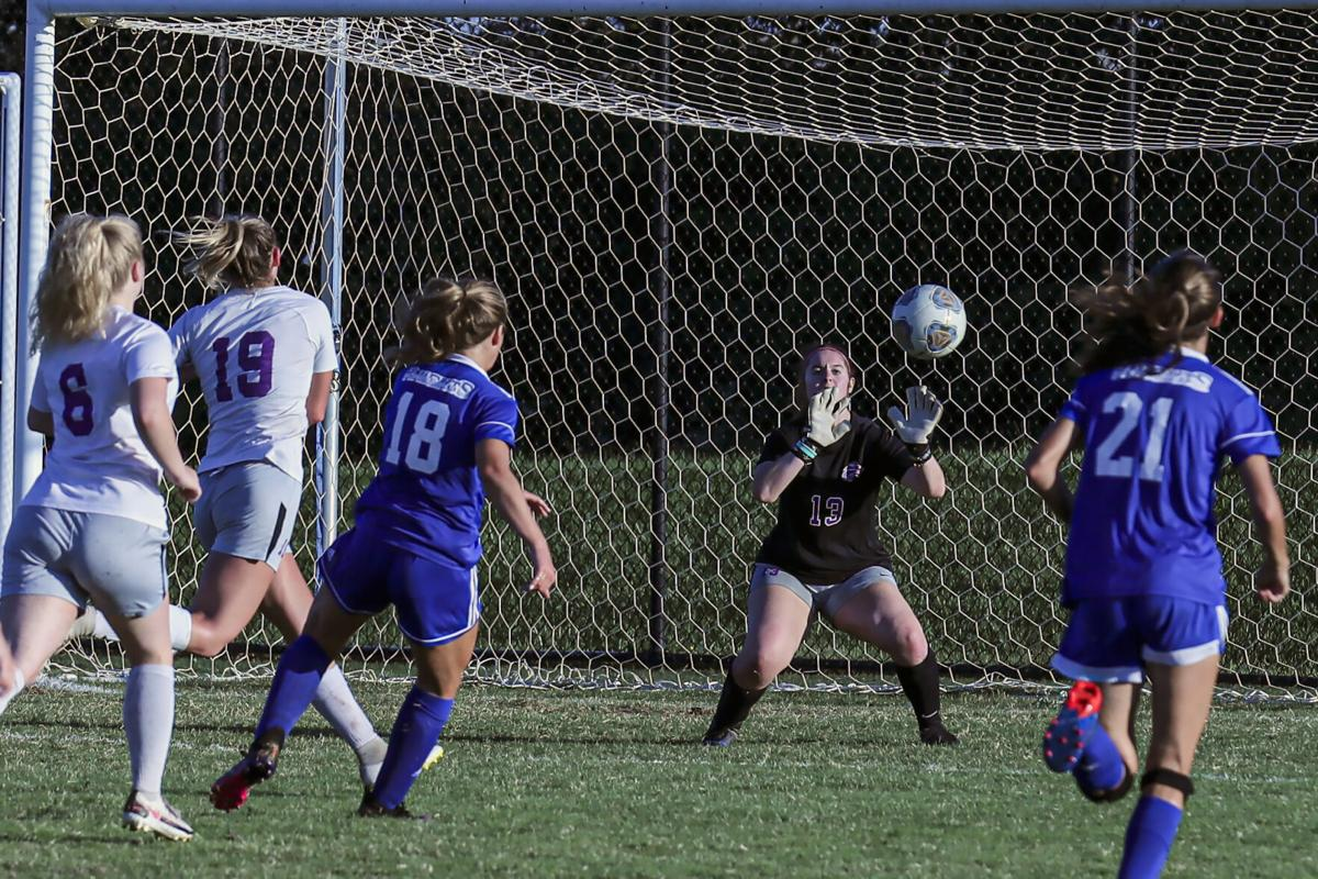 Soccer – Nolensville vs. Columbia Central, 12-AAA Semifinal