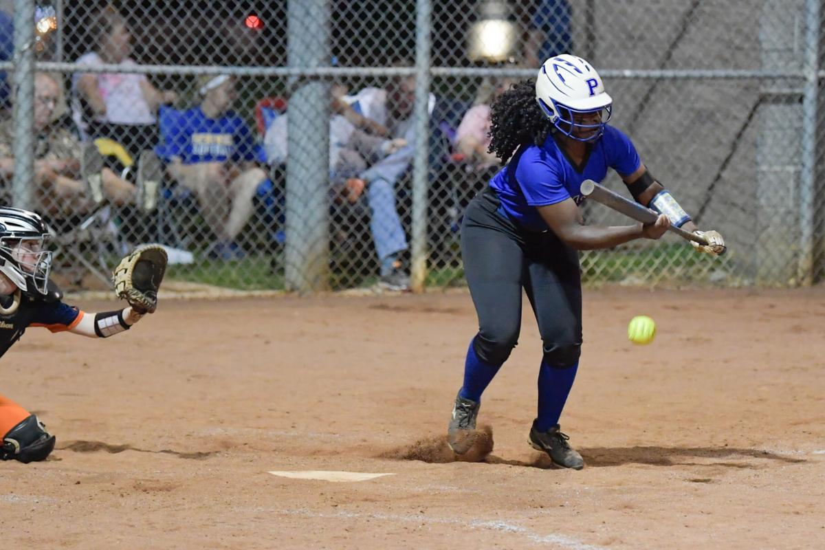 Softball – Summit vs. Page, District 11-AAA Tournament