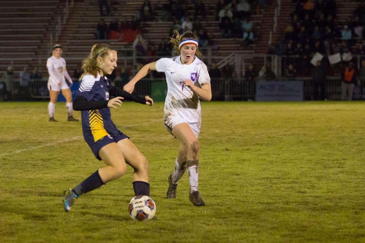 Championship Soccer – Christ Presbyterian Academy vs. Chattanooga Christian
