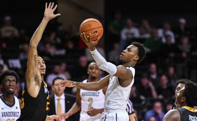 College Hoops: Local star Garland shines in Vandy debut | Sports