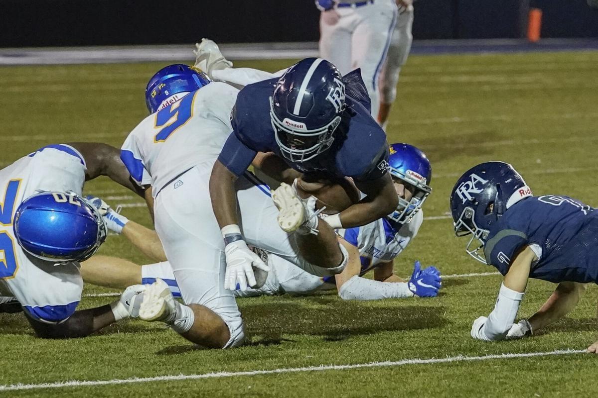 Football – Battle Ground Academy at Franklin Road Academy