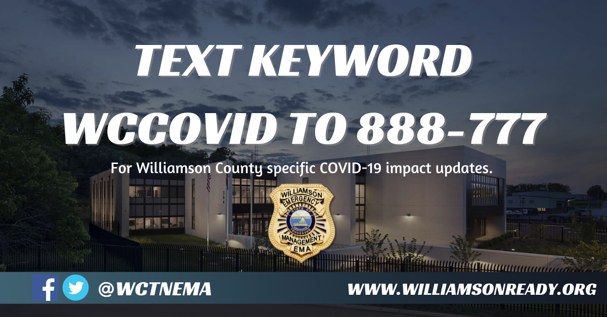 Williamson County Emergency Management