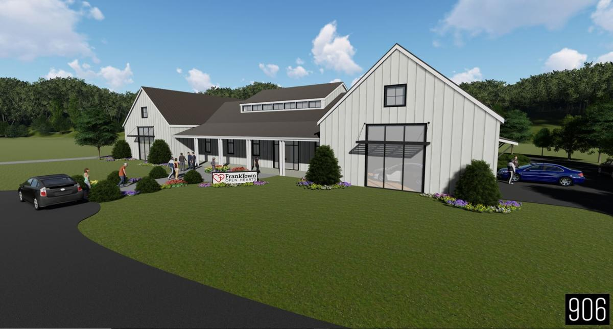 FrankTown facility rendering