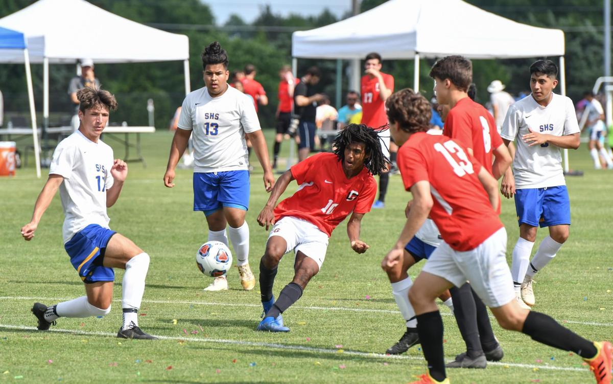 State Soccer – Grace Christian Academy vs. Sweetwater, Class A First Round