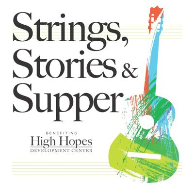 Strings, Stories & Supper