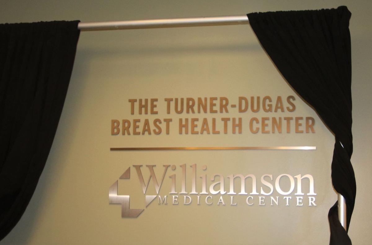 The Turner-Dugas Breast Health Center