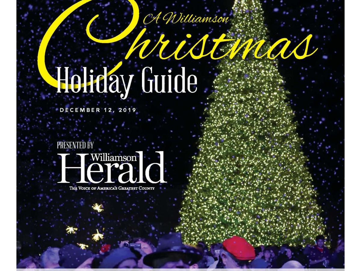 A Williamson Christmas Holiday Guide