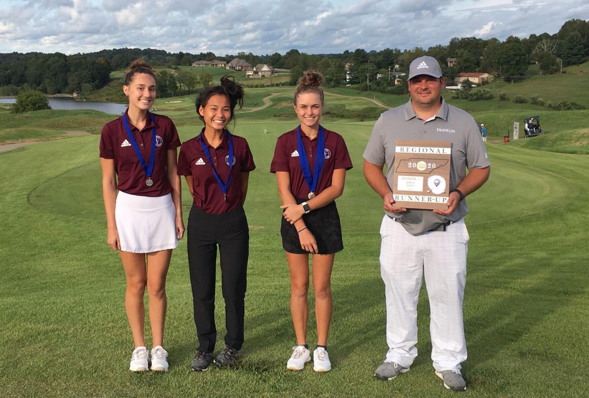 Franklin Girls Golf