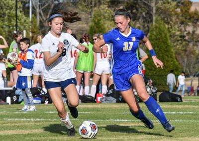 2019 State Soccer – Brentwood vs. Siegel, Class AAA first round