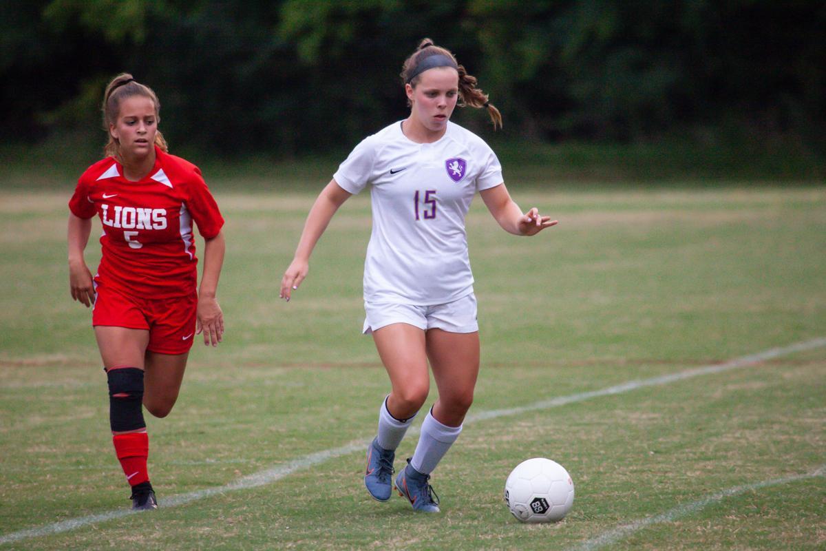 Soccer – Christ Presbyterian Academy at Grace Christian Academy