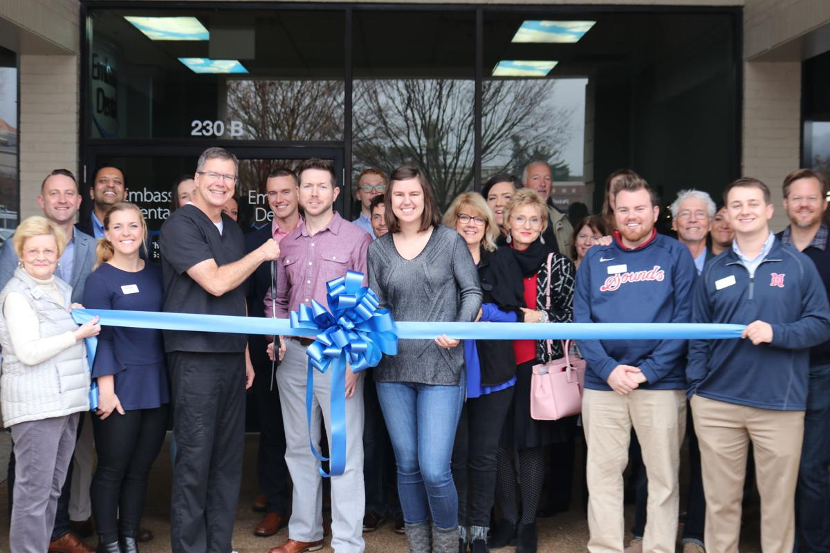 Embassy Dental in Brentwood hosts grand reopening ceremony