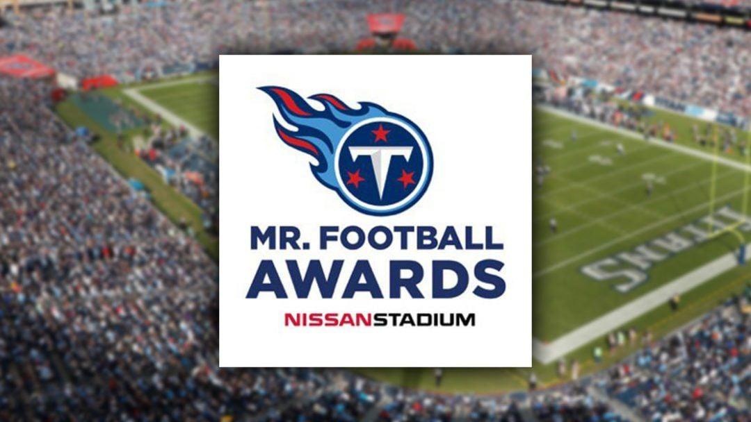 Mr. Football Logo