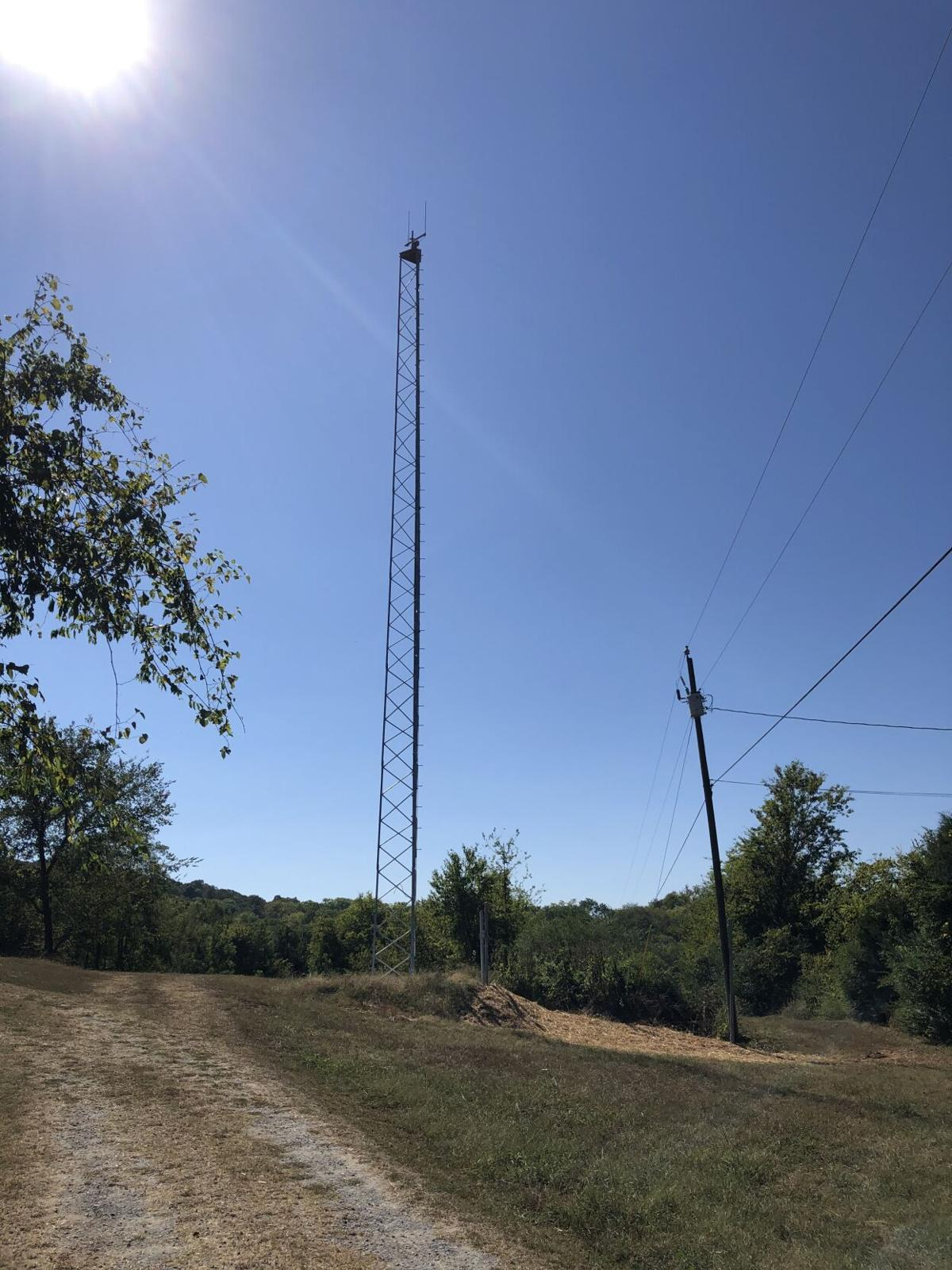 Milcrofton Utility District Tower Site