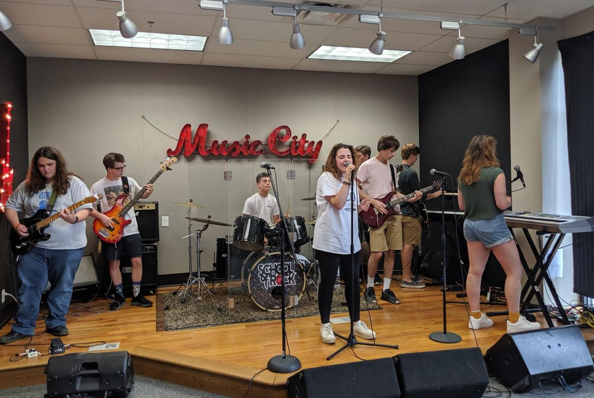 Franklin School of Rock kids set for Bonnaroo stage | Local